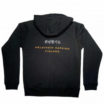 Helsingin Hapkido, huppari