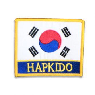Korean lippu -hihamerkki