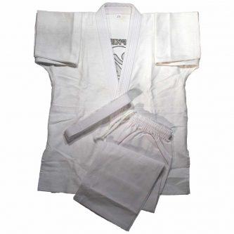 Suomen Hapkidoliitto (SHL), puku, valkoinen